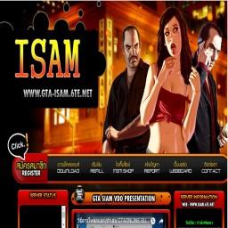 เซิฟ GTA ONLINE ISAM เซิฟเวอร์ไทย ออนไลน์ 24 Hr. คลิก!!