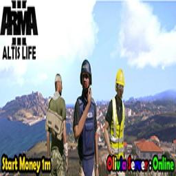 เซิฟ Olivia : Arma3 AltisLife Thailand [RolePlay]