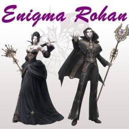 เซิฟ Enigma-Rohan เลเวล 110 สกิลฮีโร่
