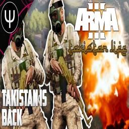 เซิฟ FSG : Arma 3 Takistan Life PVP&RP [เถื่อน]