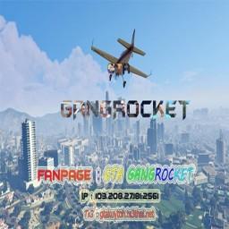 เซิฟ GTA - GANGROCKET
