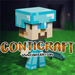 เซิฟ ▌►Conticraft.com◄ ▌1.8 แนวSurvival+ PVP + Slimefun