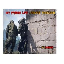 เซิฟ My Friend Life : Arma3 Thailand  เซิฟเวอร์ลื่นๆๆ
