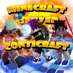 เซิฟ ►Conticraft.com◄ 1.8 แนวSurvival+ PVP + Slimefun