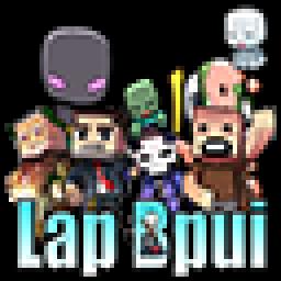 """เซิฟ """"::MC-LapBpui หลับปุ๋ย มายคราฟ Server RPG::"""""""