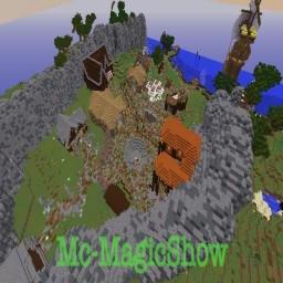 เซิฟ MC-MagicShow.net 1.8+
