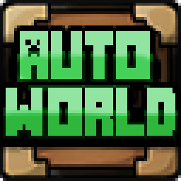 เซิฟ MINECRAFT SERVER AUTOWORLD VERSION [1.8-1.12]