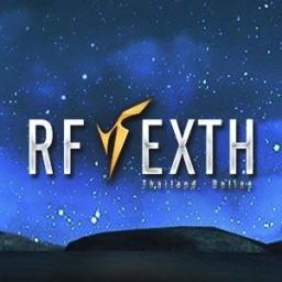 เซิฟ เปิดยาวมั่นคง RF EX ออนไลน์แจก 99,999,999 Cash