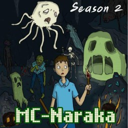 เซิฟ Mc-Naraka Online SS2 Mmorpg เวอชั่น 1.8.9-1.10.2
