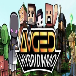 เซิฟ AVGED MINECRAFT | HYBRIDMMO Version 1.9.4 Beta