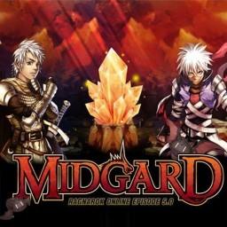 เซิฟ Midgard-Ro EP 5.0 แนวเก็บเวลเปิดให้บริการ 21/07/61