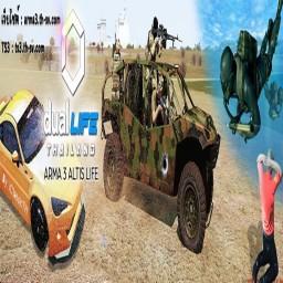 เซิฟ Dual Life : ArmA3 Altis Life Thailand